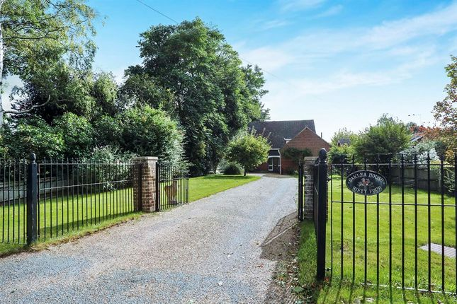 Thumbnail Detached house for sale in Norwich Road, Attleborough