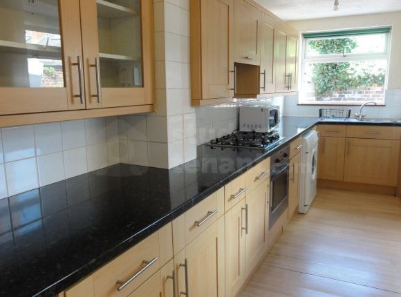 Thumbnail Shared accommodation to rent in Alderson Place, Sheffield, South Yorkshire
