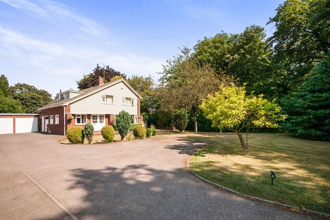 Thumbnail Detached house for sale in Church End, Panfield, Braintree