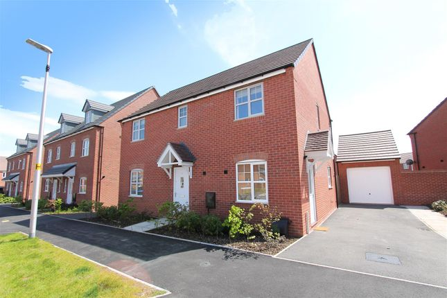 Thumbnail Detached house for sale in Macaulay Road, Bishops Itchington, Southam