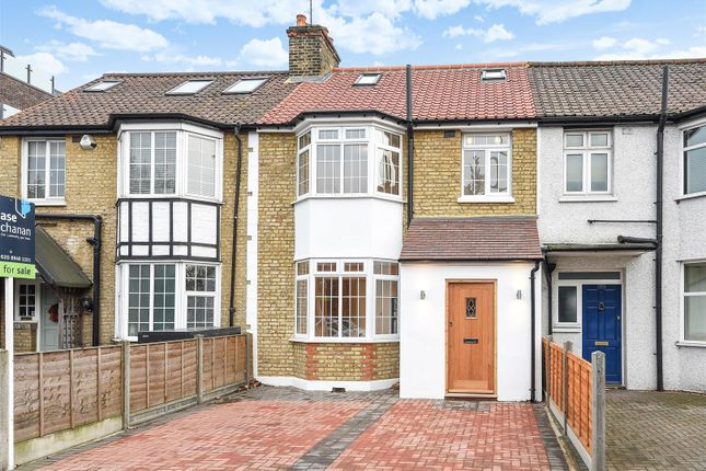 4 bed terraced house for sale in Lower Richmond Road, Kew, Richmond