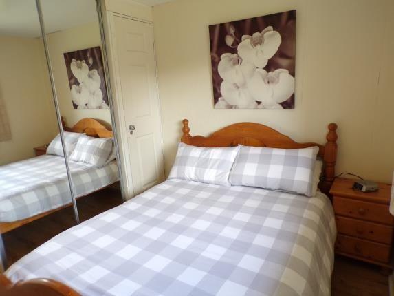 Bedroom One of Glan Gwna Estate, Llanbeblig, Caeathro, Caernarfon LL55