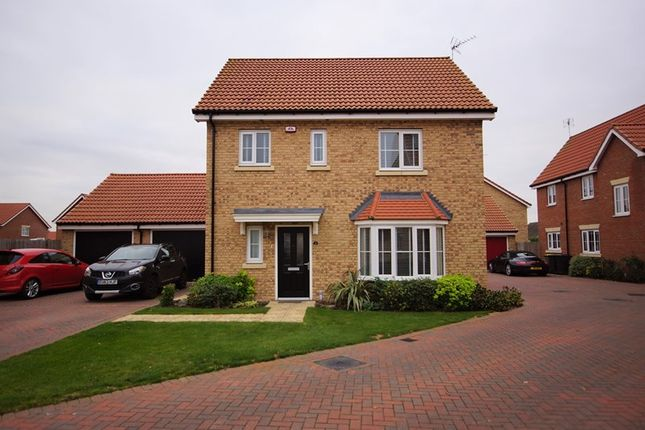 Thumbnail Detached house for sale in Gelding Close, Rochford