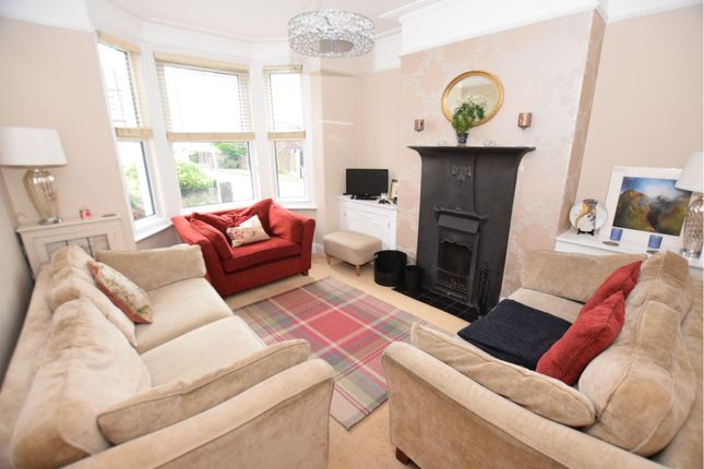 Living Room of North Drive, Heswall, Wirral CH60