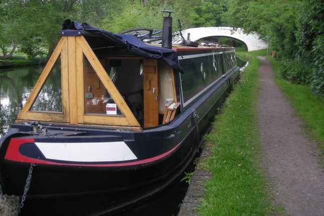 Thumbnail Houseboat for sale in The Moorings, Dickinson Quay, Hemel Hempstead