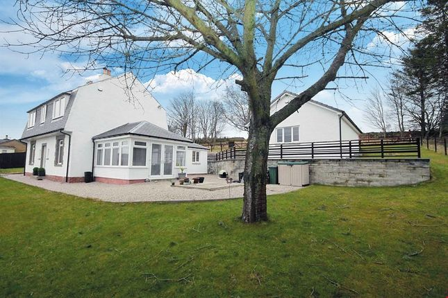 Thumbnail Detached house for sale in Monymusk, Monymusk, Inverurie, Aberdeenshire