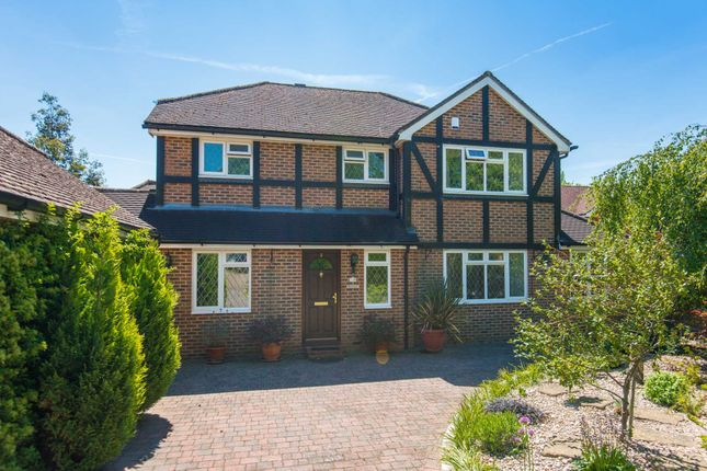 Thumbnail Detached house for sale in Scriveners Close, Hemel Hempstead, Herts