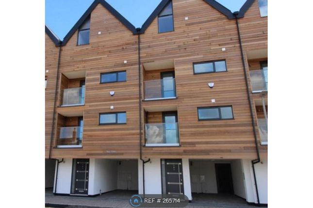 Thumbnail Terraced house to rent in Bayside, Kent