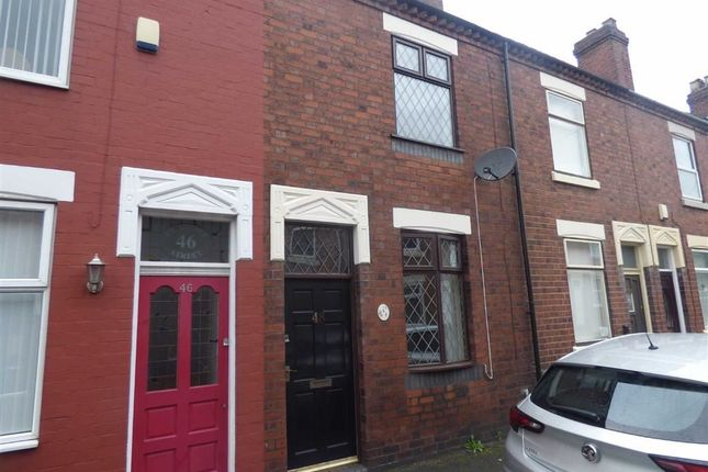 Thumbnail Terraced house to rent in Clarence Street, Fenton, Stoke-On-Trent