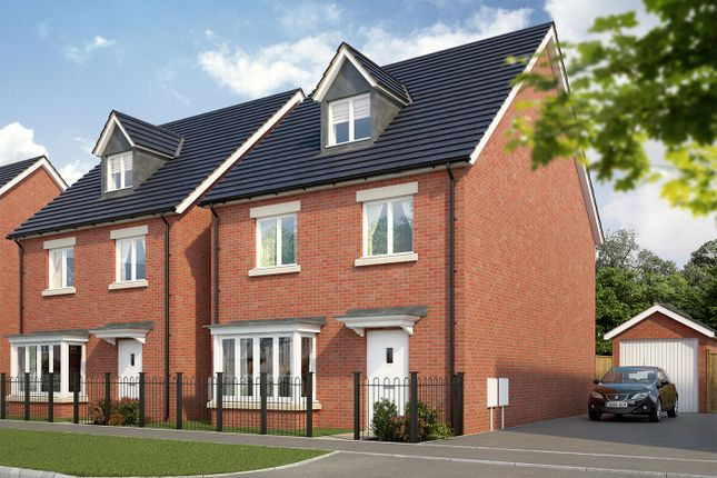 "Thumbnail Detached house for sale in ""The Berkeley"" at Vale Road, Bishops Cleeve, Cheltenham"