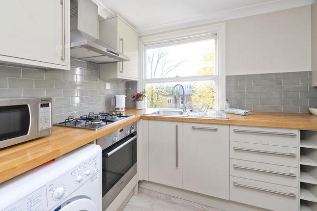 Kitchen of Leamington Road Villas, London W11