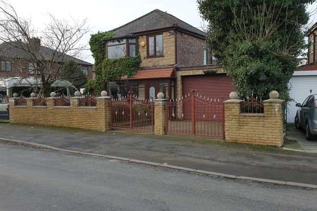 Thumbnail Detached house for sale in Welbeck Avenue, Chadderton, Oldham