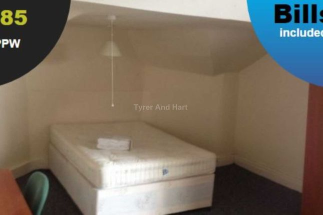 Thumbnail Shared accommodation to rent in Croxteth Grove, Toxteth, Liverpool