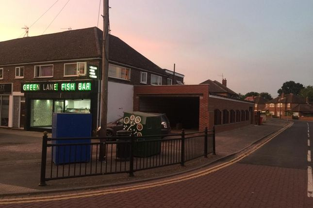 Thumbnail Retail premises to let in Green Lane, Finham, Coventry