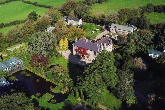 Thumbnail Detached bungalow for sale in Kentisbury Lodge Hotel, Kentisbury, Barnstaple, North Devon
