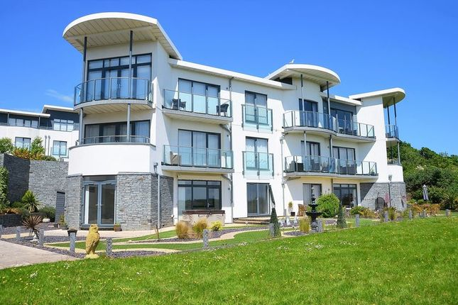 Thumbnail Flat for sale in St. Marys Drive, Brixham