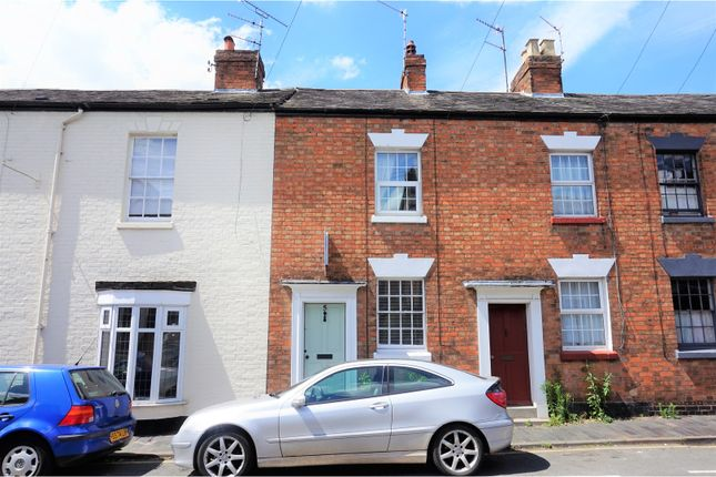 Thumbnail Terraced house for sale in Great William Street, Stratford-Upon-Avon