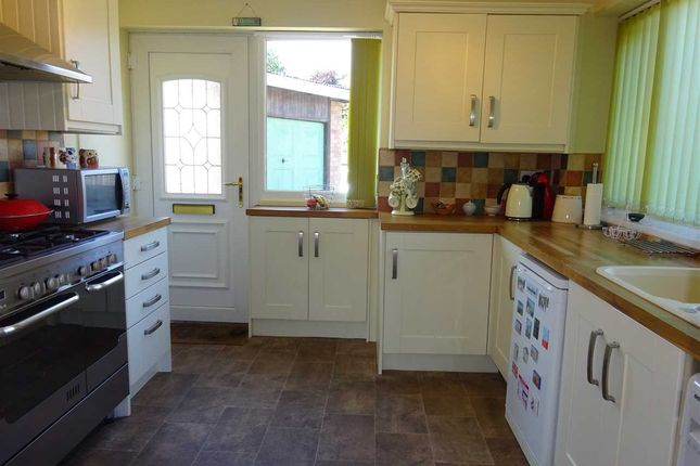 Thumbnail Detached bungalow for sale in Wolsey Drive, Bishopthorpe, York