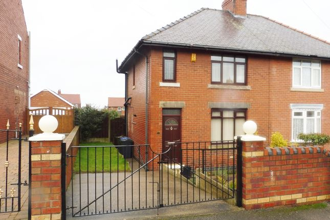 Front View of Loxley Avenue, Wombwell, Barnsley S73
