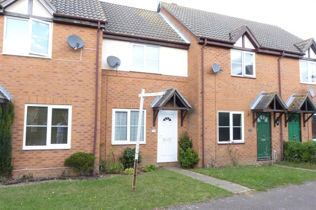 Thumbnail Terraced house to rent in Wolton Road, Kesgrave, Ipswich