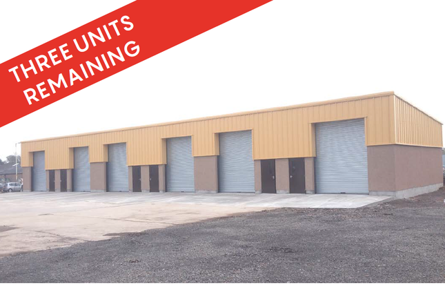 Thumbnail Light industrial to let in Unit 8 Peasiehill Road, Arbroath