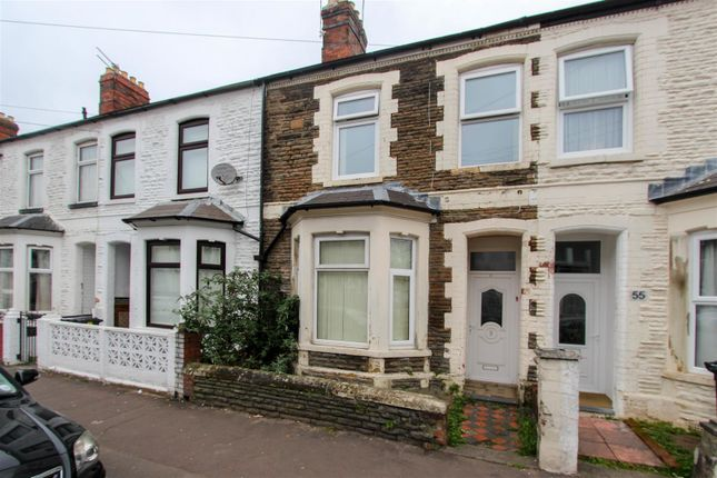 Thumbnail Property for sale in Glenroy Street, Roath, Cardiff