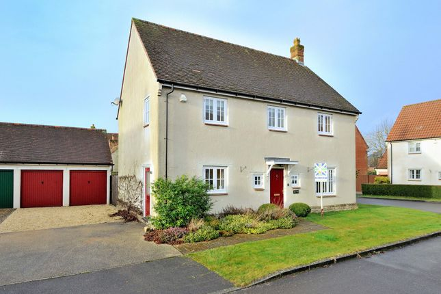 Thumbnail Detached house for sale in Tamar House, 1 Lovage Way, Mere, Wiltshire