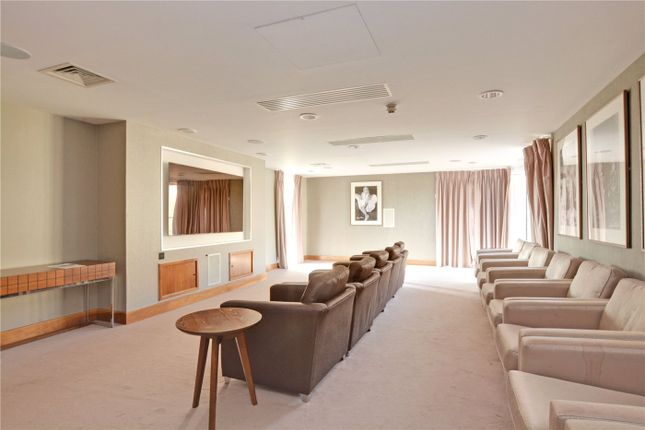 Cinema Room of Tizzard Grove, Blackheath, London SE3