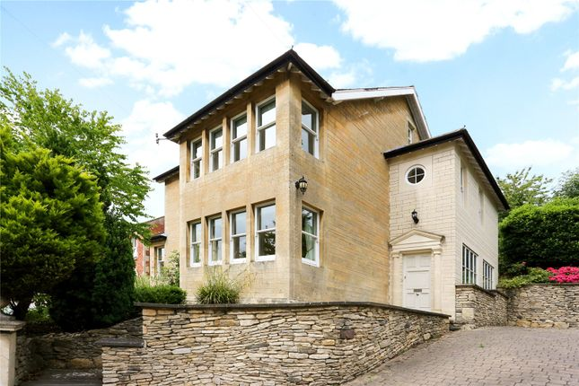 Thumbnail Detached house for sale in Bannerdown Road, Batheaston, Bath