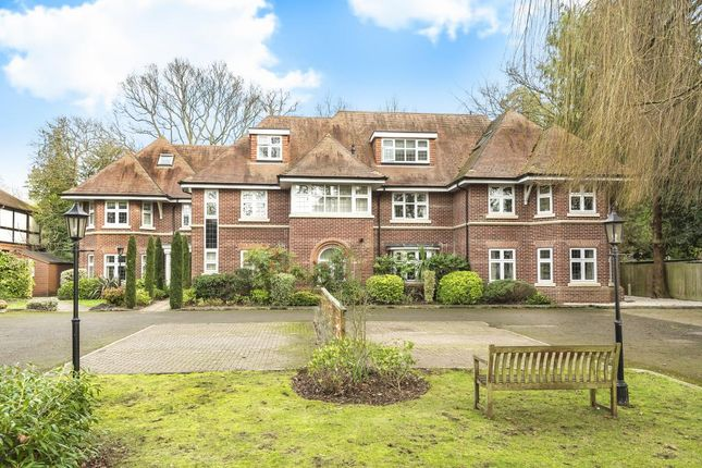 Thumbnail Flat for sale in Knightsbridge Road, Camberley