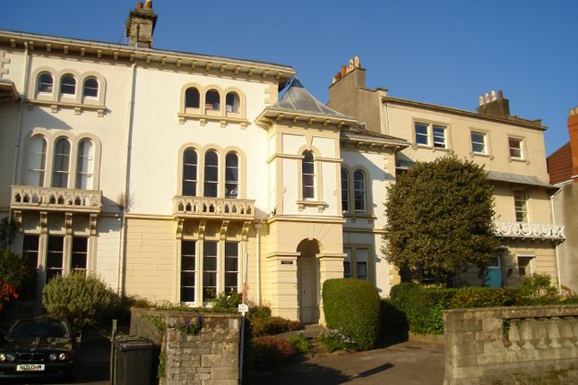 Thumbnail Flat to rent in Lower Redland Road, Redland, Bristol