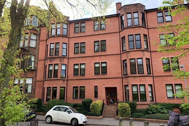 Thumbnail Flat to rent in Lauderdale Gardens, Hyndland, Glasgow