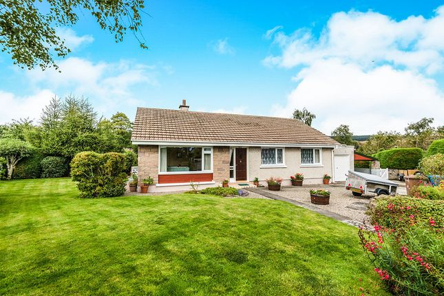 Thumbnail Bungalow for sale in Obsdale Park, Alness
