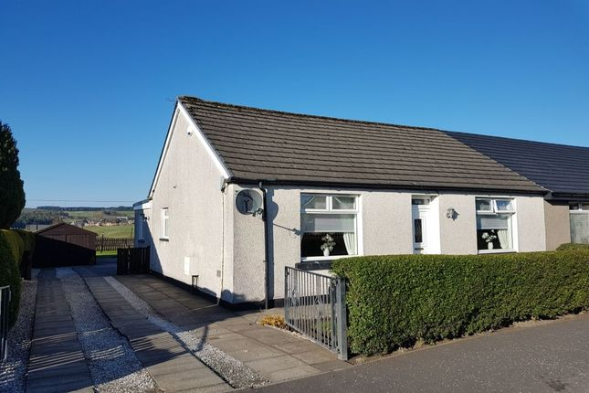 Thumbnail Bungalow for sale in Allanton Road, Shotts