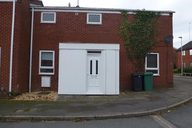 Thumbnail Property to rent in Langley Close, Matchborough West, Redditch
