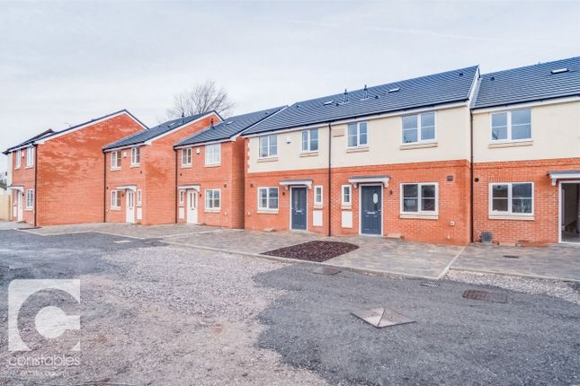Thumbnail Semi-detached house for sale in George Court, Neston, Cheshire