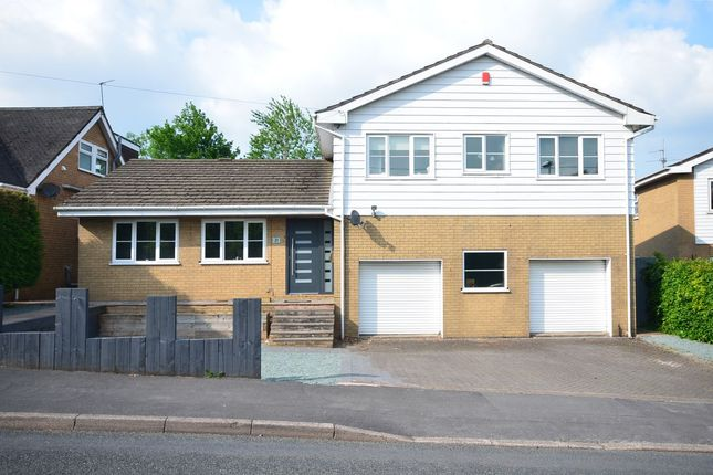 Thumbnail Detached house for sale in Grange Road, Meir Heath