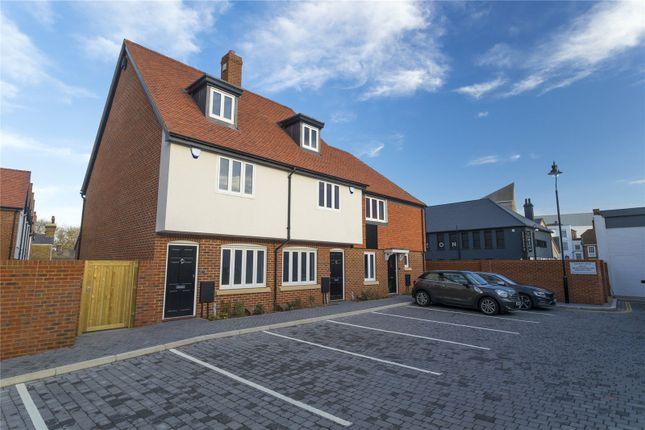 Thumbnail End terrace house for sale in Sudbury Mews, Pound Lane, Canterbury, Kent