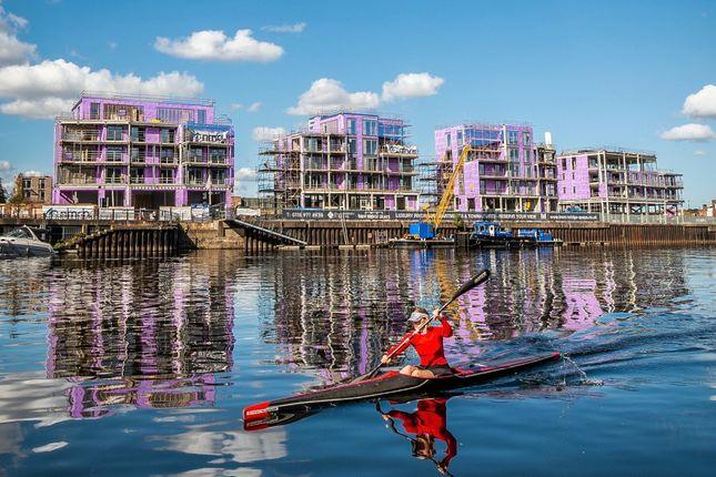 Thumbnail Flat for sale in 2 Trent Bridge View, Trent Bridge Quays, Meadow Lane, Nottingham