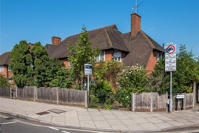 Thumbnail Semi-detached house for sale in Upper Richmond Road West, Richmond