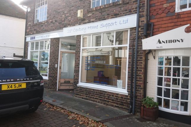 Thumbnail Retail premises to let in Church Street, Godalming