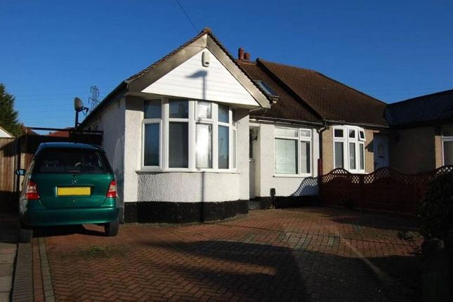 Thumbnail Semi-detached bungalow to rent in Sutherland Avenue, Welling, Kent