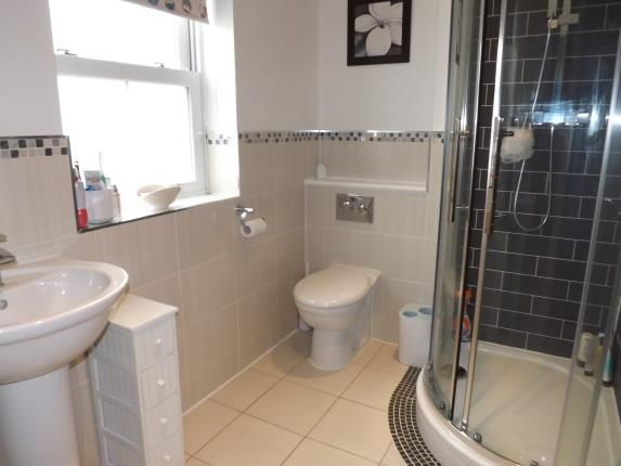 Ensuite of Aston Croft, Biggleswade, Bedfordshire SG18