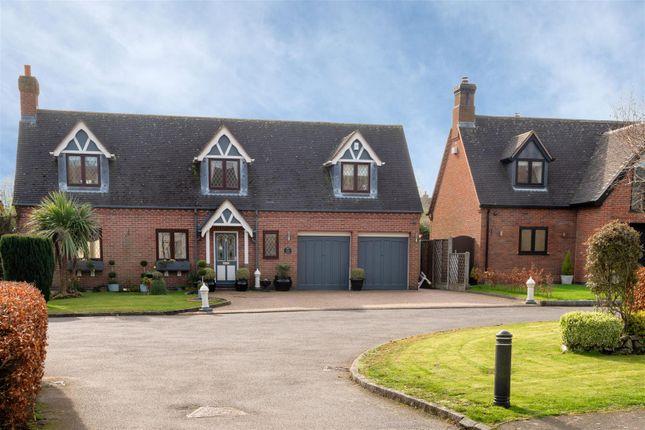 Thumbnail Detached house for sale in Orton Lane, Norton Juxta Twycross, Atherstone