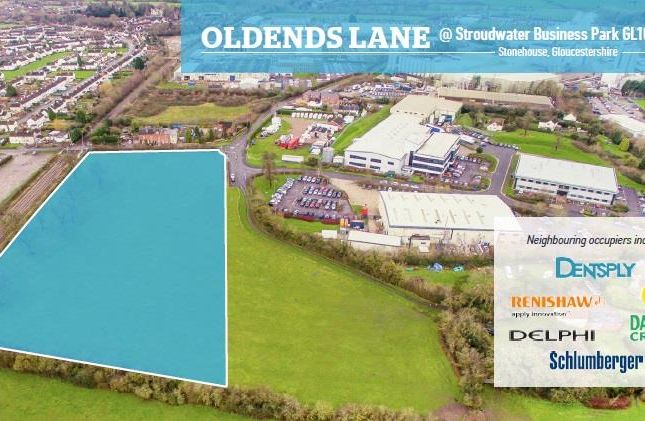 Industrial for sale in Land At Oldends Lane, Stroudwater Business Park, Stonehouse, Stroud, Gloucestershire