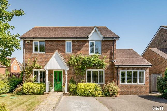 Thumbnail Detached house for sale in Dexter Close, Kennington, Ashford