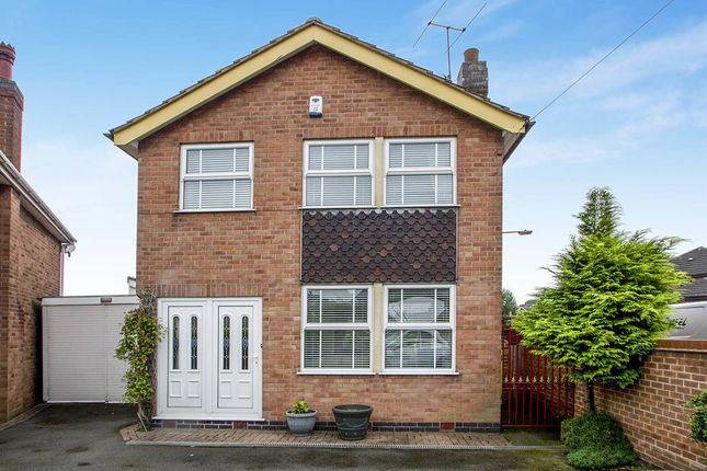 Thumbnail Detached house for sale in Broadway, Ilkeston