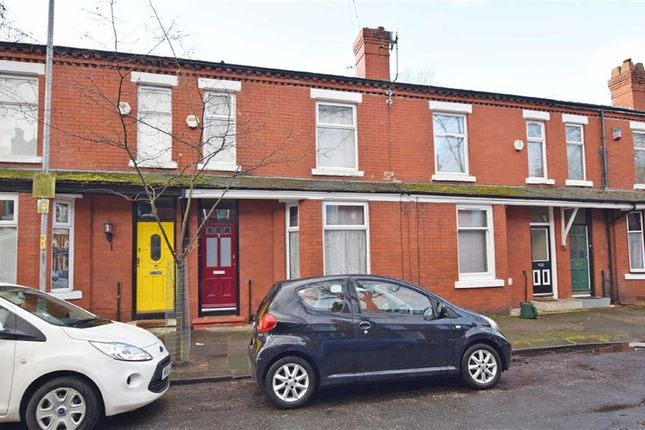 Thumbnail Terraced house for sale in Tenby Avenue, West Didsbury, Manchester