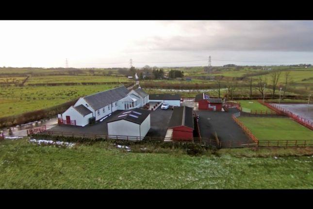 Thumbnail Equestrian property for sale in Mid Hareshaw Farm, Stewarton, Kilmarnock