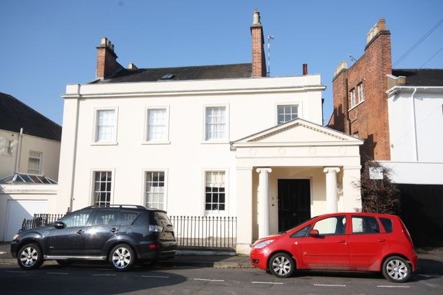Thumbnail Detached house to rent in Clarendon Crescent, Leamington Spa